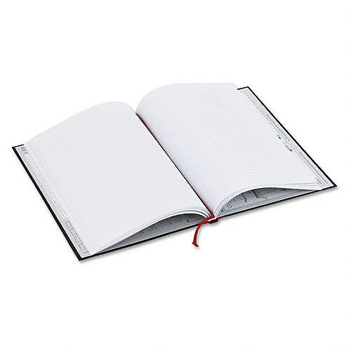 Black n' Red Casebound Notebook, Ruled, 96 Sheets $ 8.49