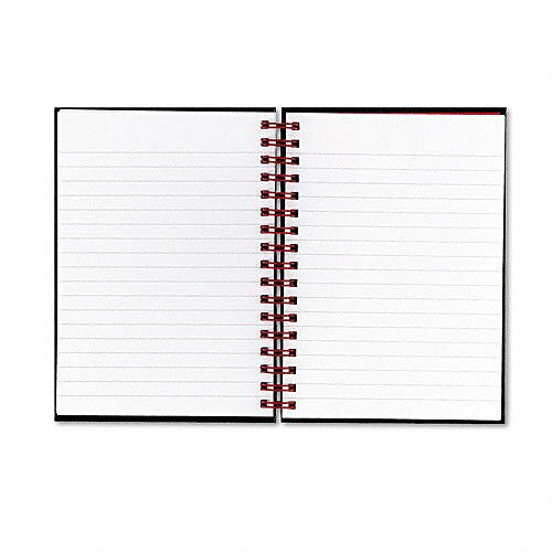 Black n' Red Hardcover Notebook, 5-7/8 x 8-1/4, 70 Sheets $ 6.79