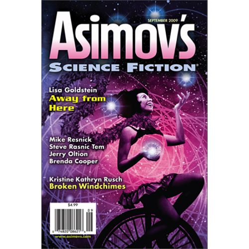 Asimov's Science Fiction Magazine $ 32.97