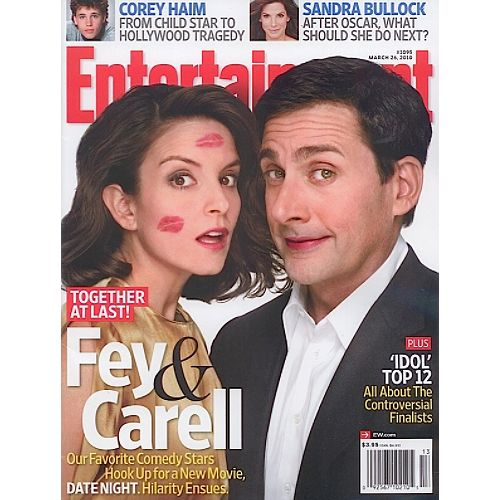 Entertainment Weekly Magazine $ 20.00