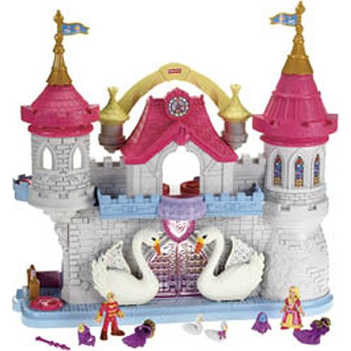 Fisher-Price Precious Places Swan Palace $ 47.99