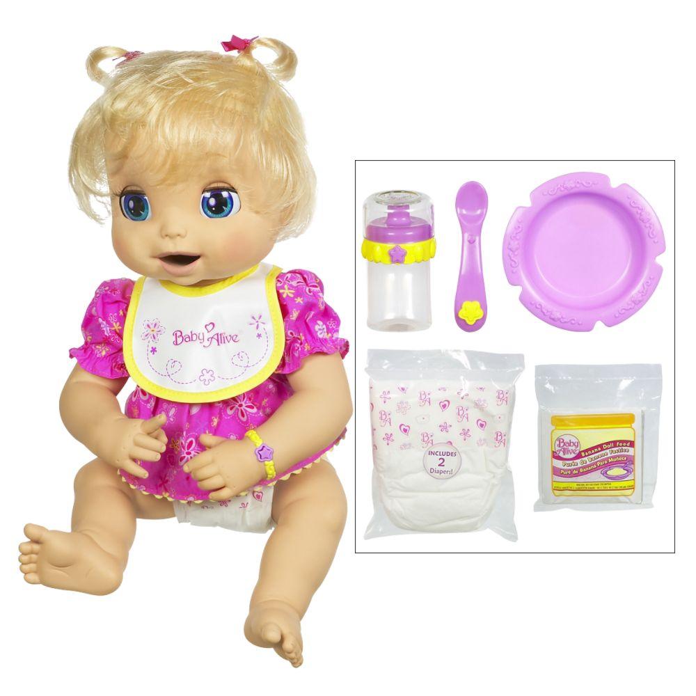 Baby Alive Doll Baby Alive Doll - baby freebies