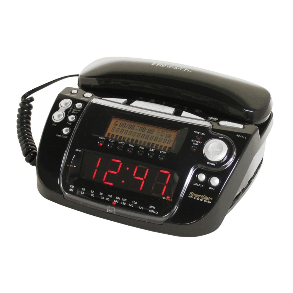 computer masala alarm clock radio telephone. Black Bedroom Furniture Sets. Home Design Ideas