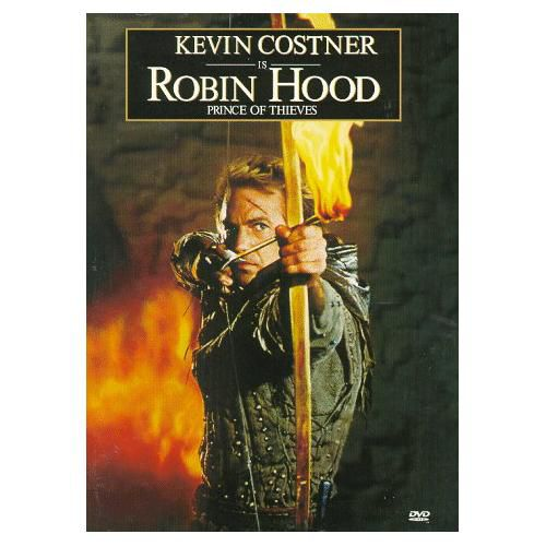 robin hood prince of thieves dvd  review
