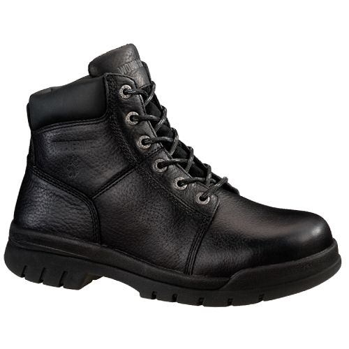 Wolverine Men's Slip Resistant 6' Boot W04736 - Black $ 74.99