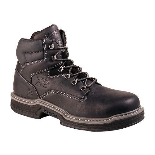 Wolverine Men's Raider 6' Contour Welt Soft Toe Boot - Black $ 109.99