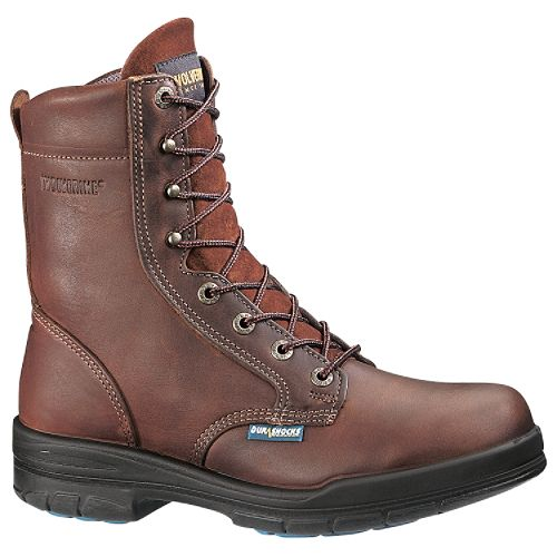 Wolverine Men's DuraShock SR 8' Work Boot W03139 $ 124.99