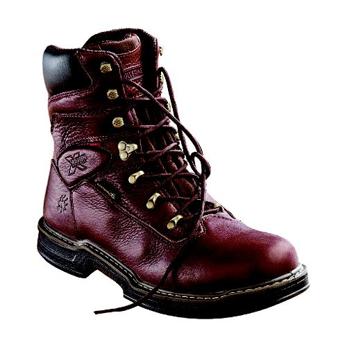 Wolverine 6' Wolverine Waterproof Buccaneer Steel-Toe Boot - Brown $ 129.99