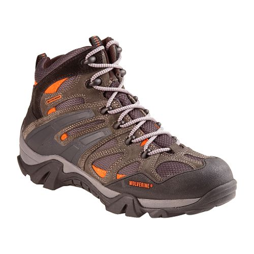 Wolverine 5746 Wilderness Waterproof Hiker - Black - K4918 $ 74.99