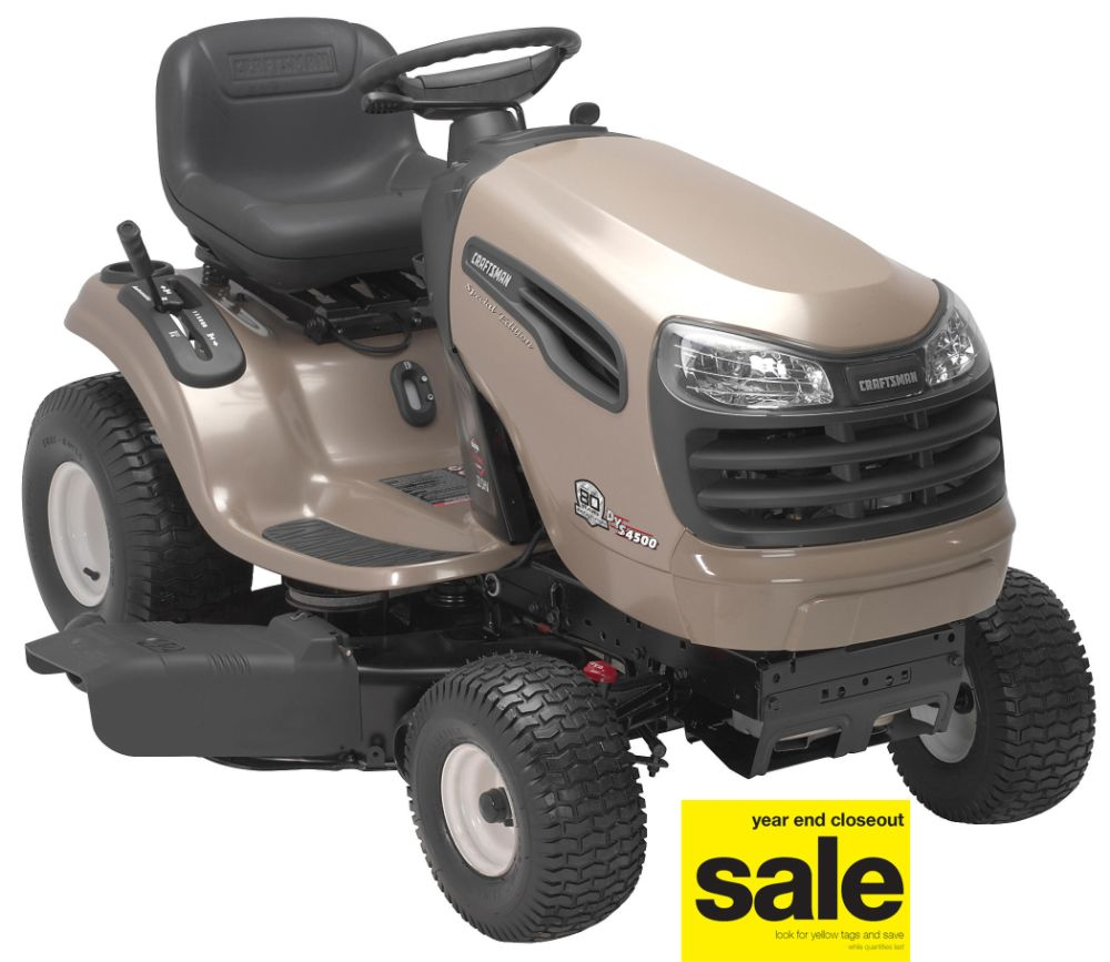 Best Riding Lawn Mower Or Lawn Tractor Up To 1000