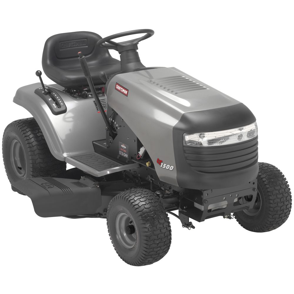 Popular Craftsman Brand Riding Mowers And Their Features