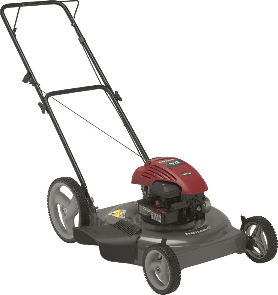 craftsman 675 lawn mower manual