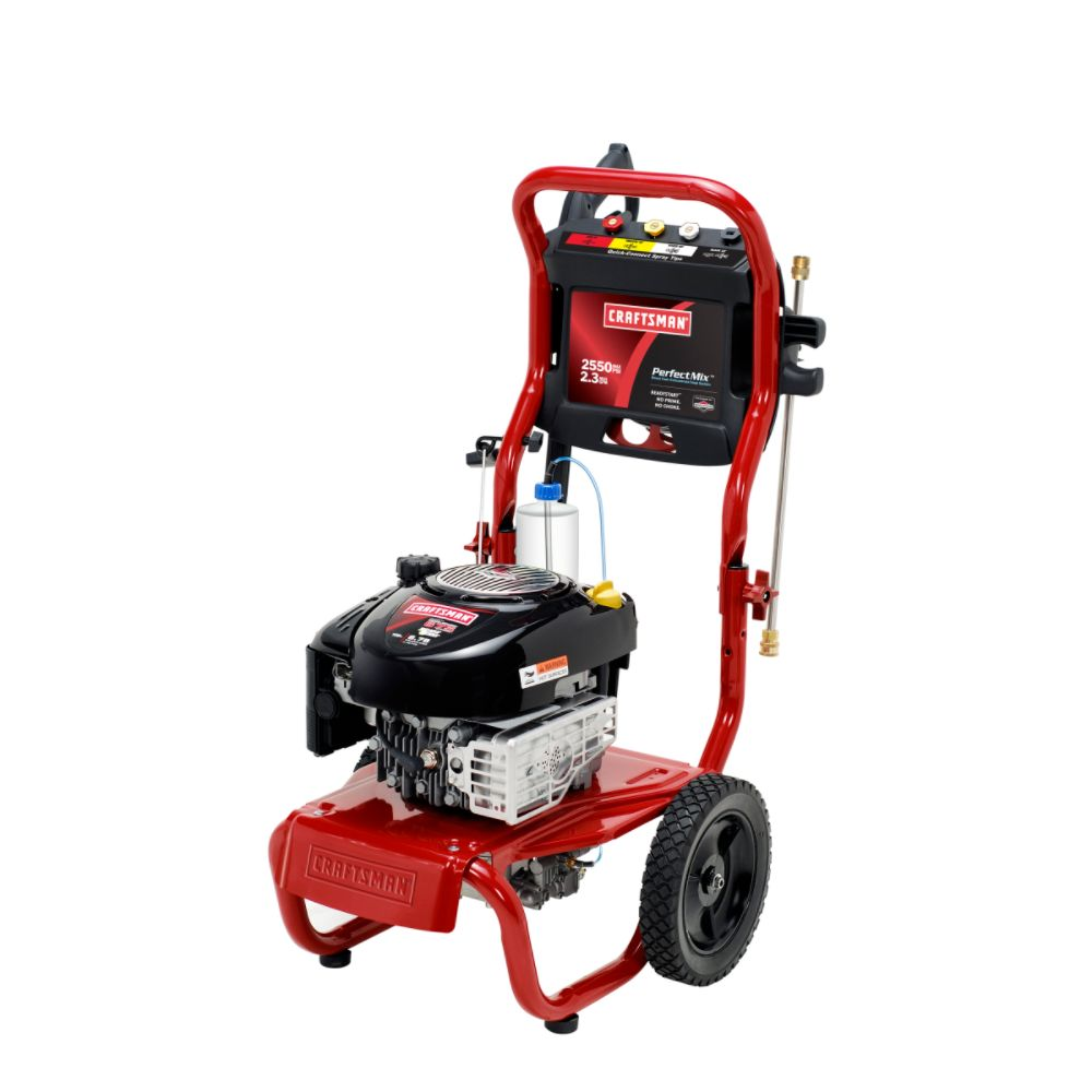 Images of Briggs Power Washer