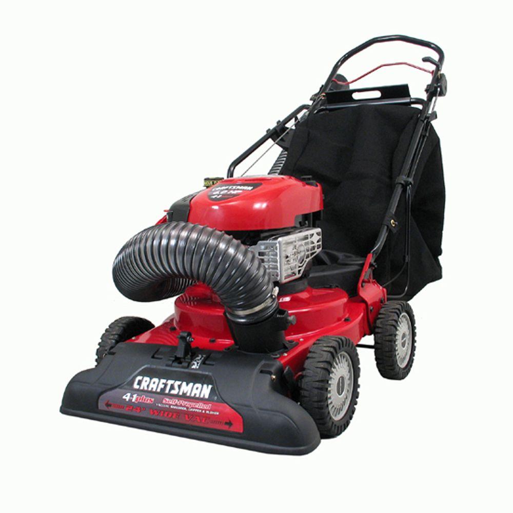 Craftsman+6.5+hp+4-in-1+Plus+System
