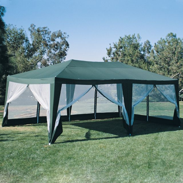 12 X 20 Canopy Rainwear