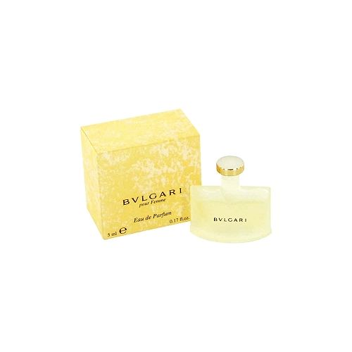 Bvlgari (bulgari) .17 Oz Mini Edp For Women $ 25.00