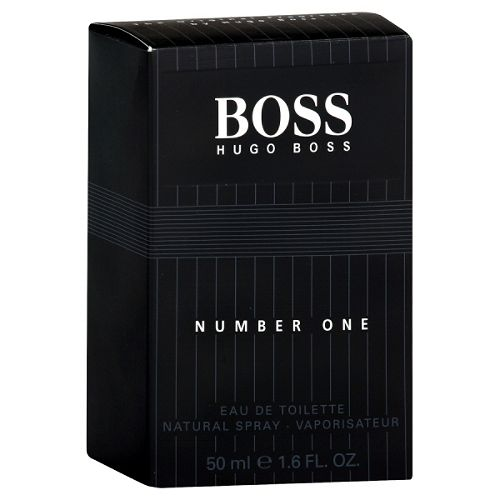 Hugo Boss Number One Eau de Toilette Natural Spray, 1.6 fl oz (50 ml) $ 29.88