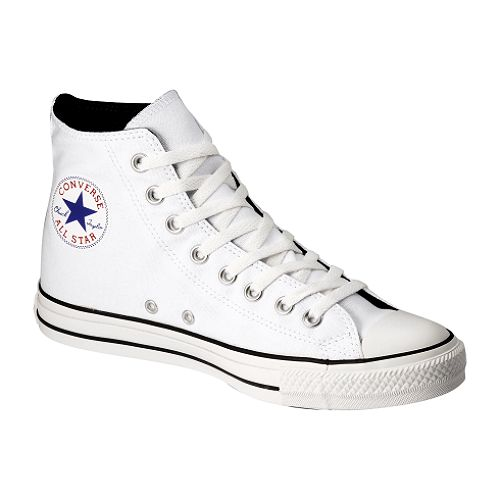 Converse Unisex Chuck Taylor All Star High Top Shoe - White $ 34.99