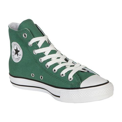 Converse Unisex Chuck Taylor Hi - Green $ 34.99