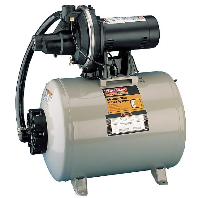 Sears Craftsman Pumps : Sears craftsman shallow well pumps jet pump plumbing building