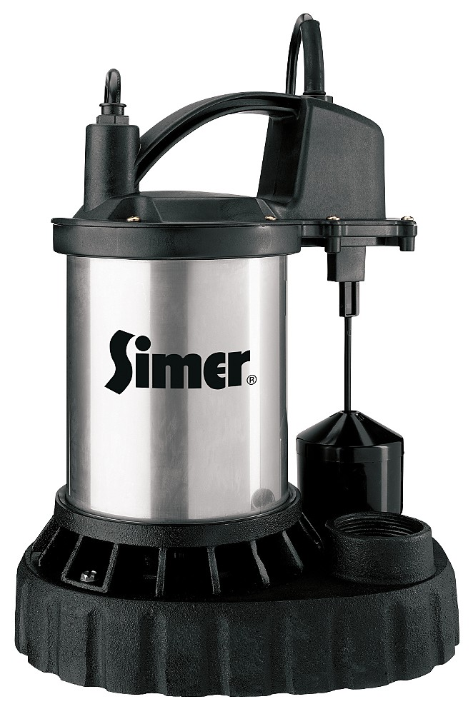 Sears Craftsman Pumps : Simer volt wire submersible well pump at sears