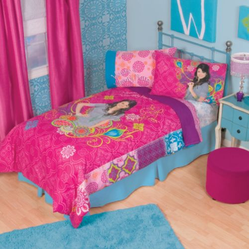 Disney Wizards of Waverly Place Magic Potion Comforter