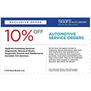9dd8e9131 Auto Rebates and Coupons - Sears
