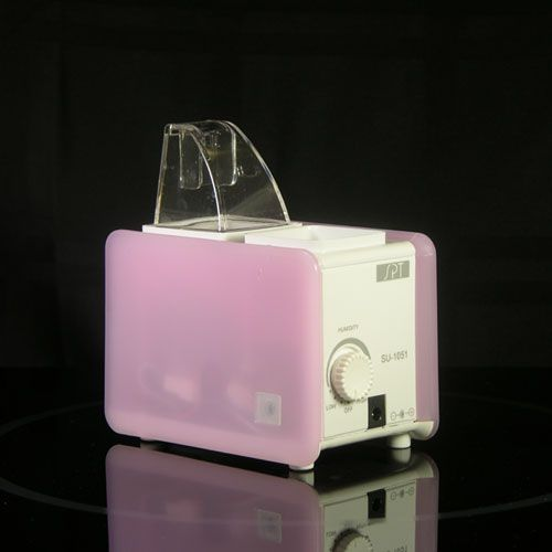 SPT Portable Humidifier (Pink/White)