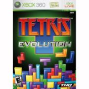THQ Tetris Evolution Xbox 360