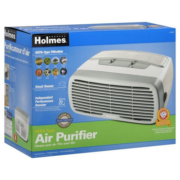 Holmes Air Purifier, HEPA-Type, 1 purifier