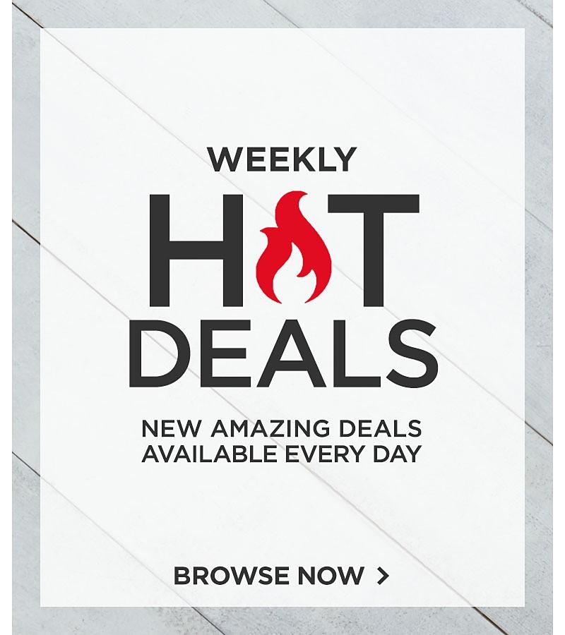 Browse Hot Deals