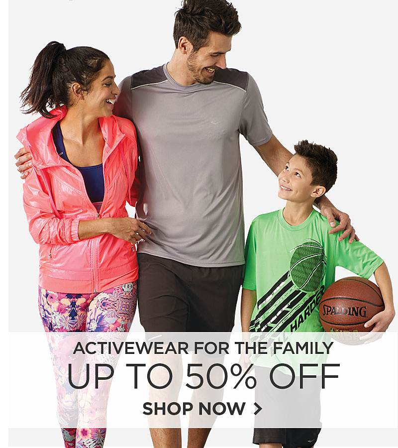 Up to 50% off Everlast Activewear
