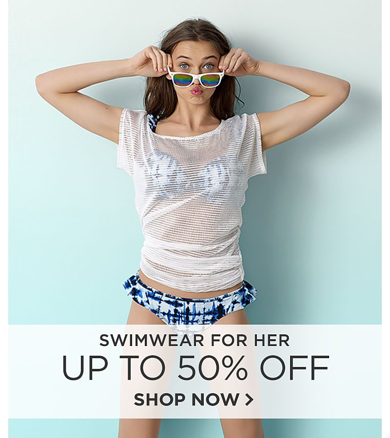 Shop Swimwear