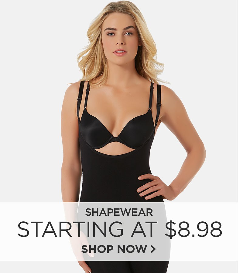Shapewear&#x3b; Fundamentals