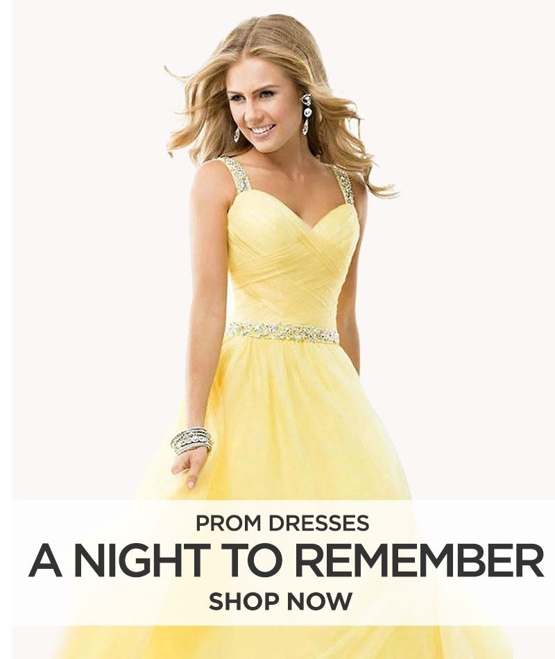 Shop Prom Dreseses