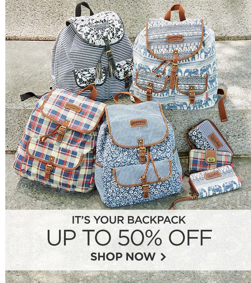 Backpacks&#x3b; Messenger Bags