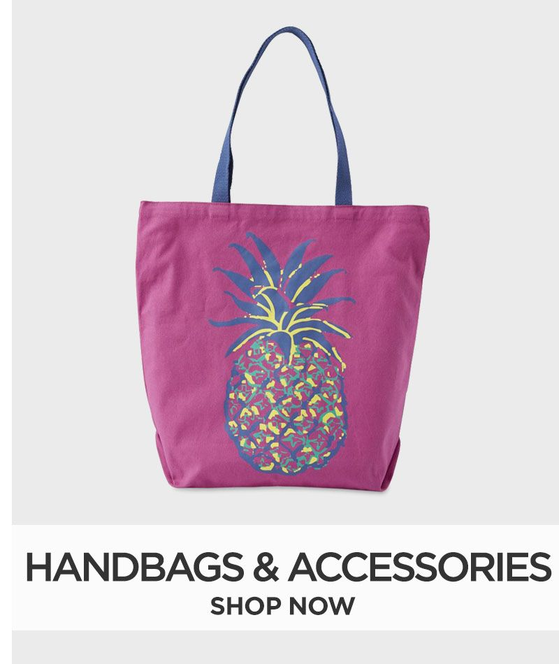 Shop Handbags & Accessories