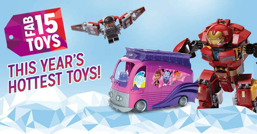 Toy Book Make Their Year