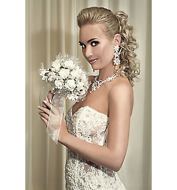 Dress accessories wedding