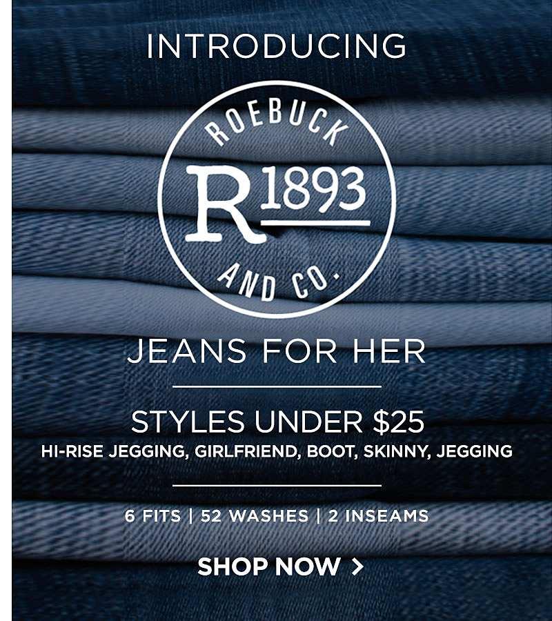 Women's R1893 Jeans