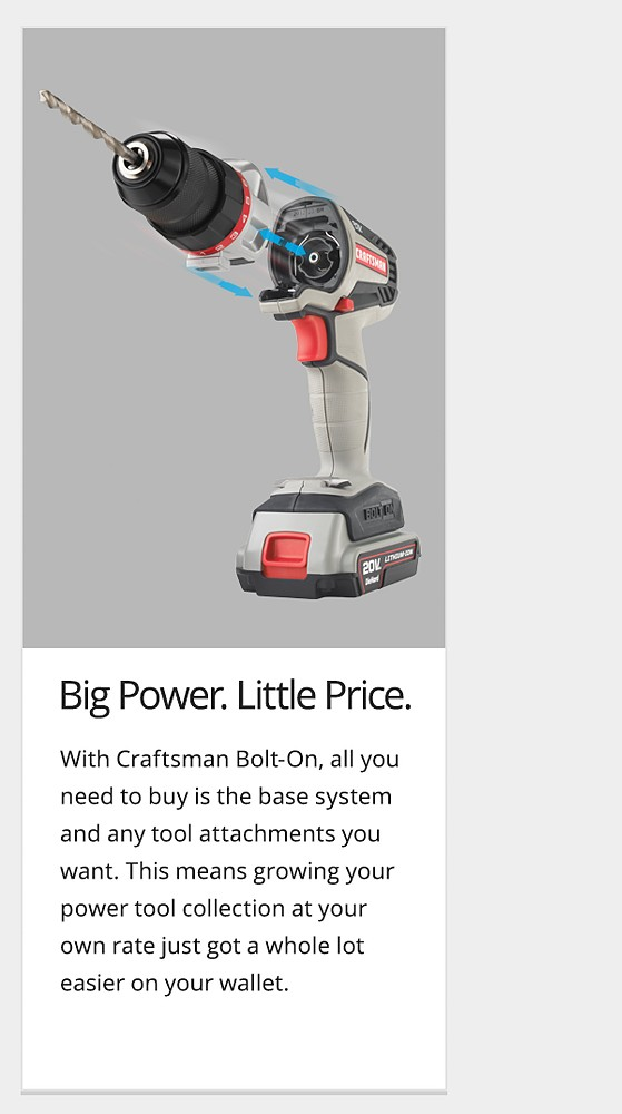 big power little price