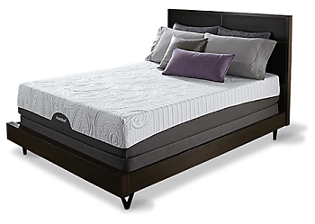 the icomfort sleep system features cool action dual effects gel memory foam that offers multiple benefits to help you get the comfort you need without the - Serta Memory Foam Mattress