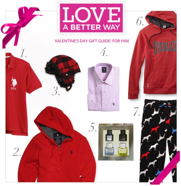 Your Valentine's Day Gift Guide: For Him