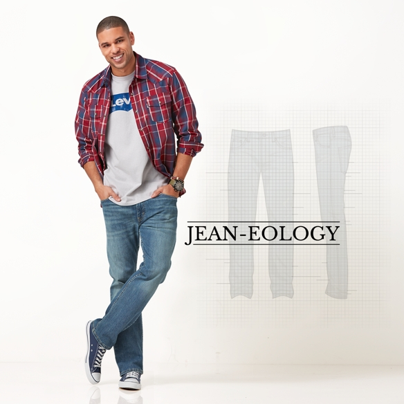 Jean - eology: A Lesson in Great - Fitting Jeans
