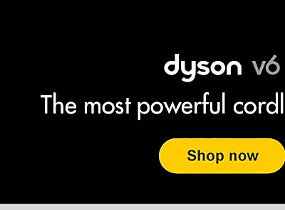 Dyson Cordless Vacuums