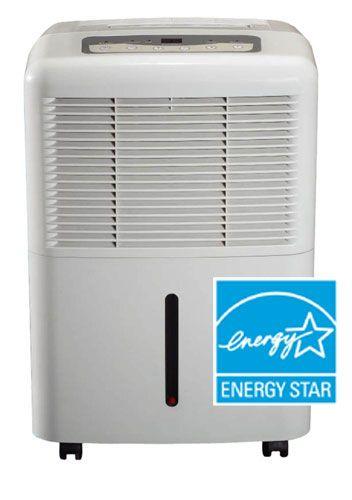 SPT 40-pint Dehumidifier with Energy Star