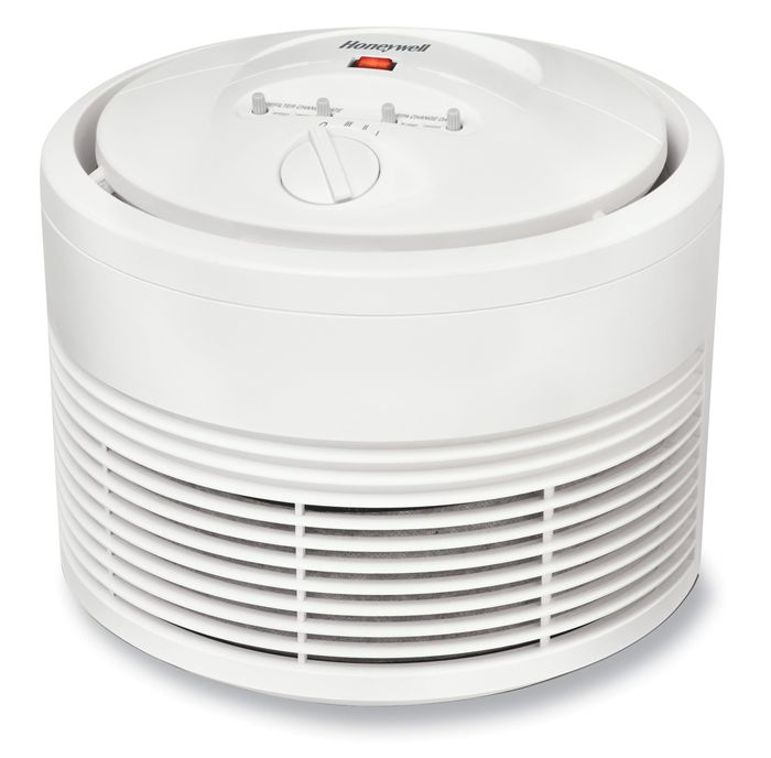 Honeywell Enviracaire True Hepa Round Air Purifier With Germ