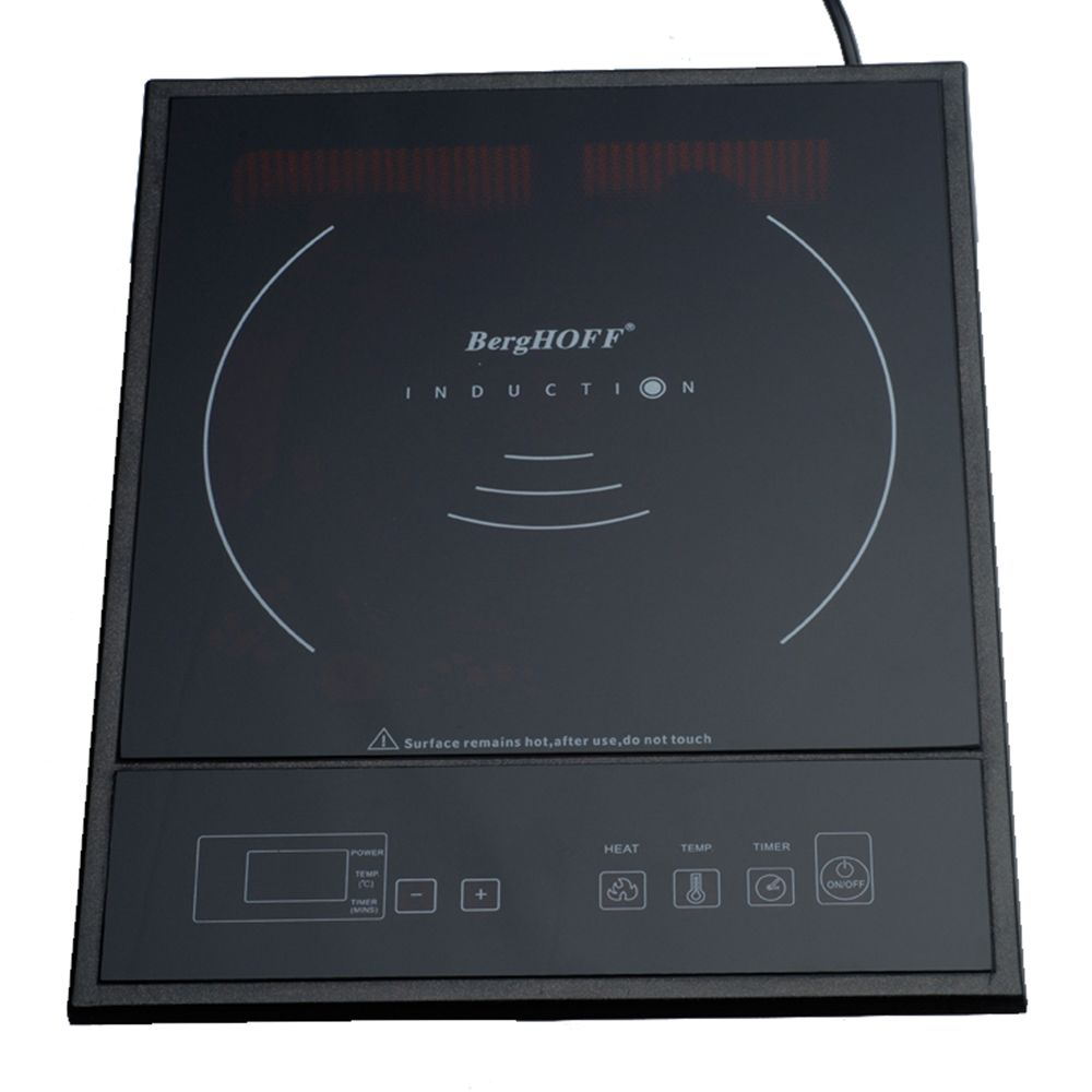 BergHOFF Single Touch Screen Induction cook top