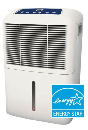 SPT 70-pint Dehumidifier with Energy Star