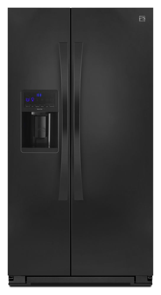 kenmore range model number location kenmore refrigerator